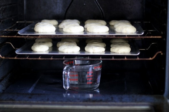 how to keep rising dough warm