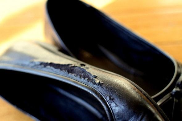 How To Fix Faux Leather Peeling Shoes