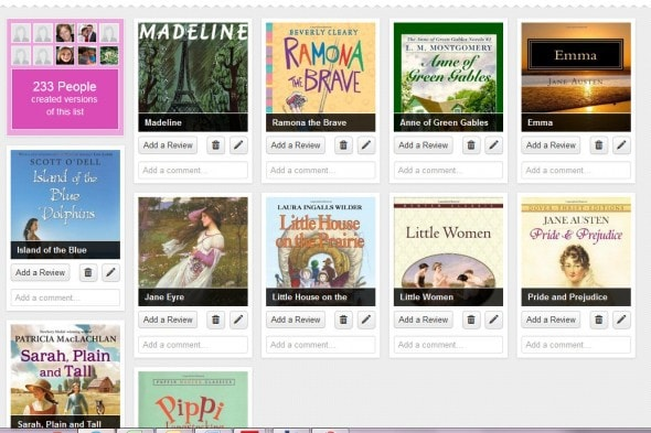 Favorite Books with Strong Female Characters by TheFrugalGirl - Mozilla Firefox 3202014 125728 PM