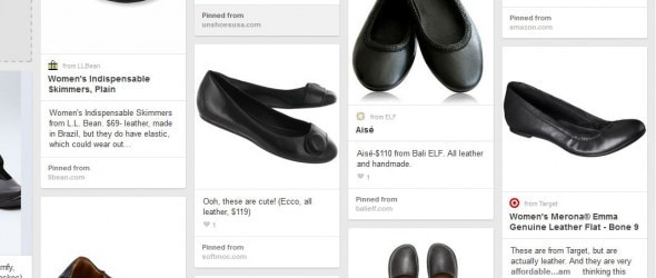 Good Shoe Options on Pinterest - Mozilla Firefox 3312014 72204 AM