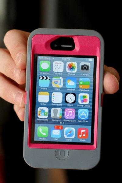 $21/month smartphone plan through Ting Wireless