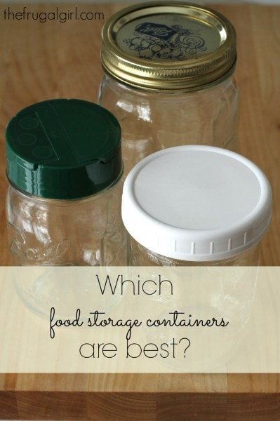 Which Food Storage Containers are Best?