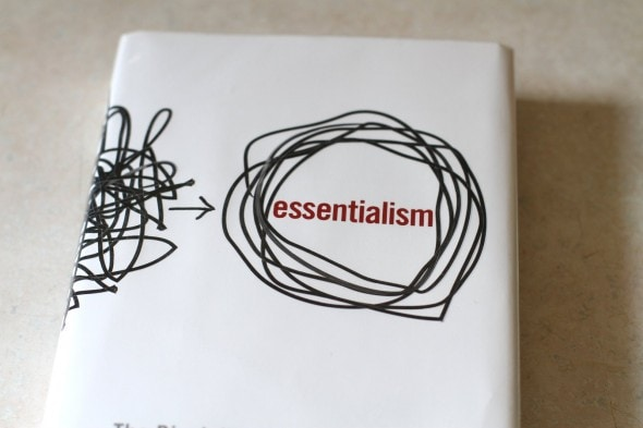 essentialism book review