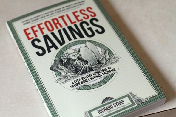 effortless savings book