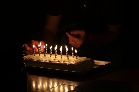 15 candles