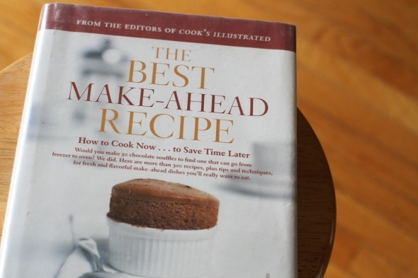 the best make-ahead recipe
