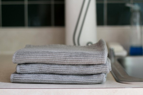 cloth dish towels