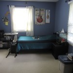 Before and Afters of Joshua's room (at long last!)