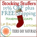 15% off Third Day Naturals