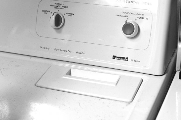 how to fix a squeaky kenmore dryer