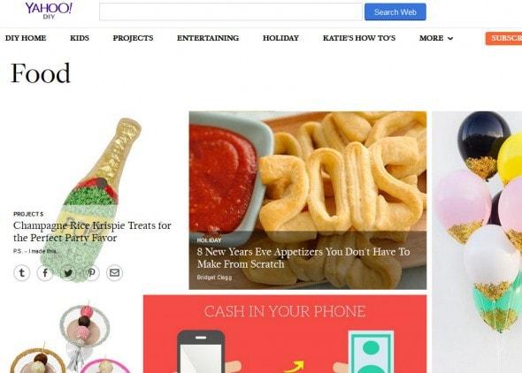 Food  Yahoo DIY - Mozilla Firefox 12302014 42202 PM