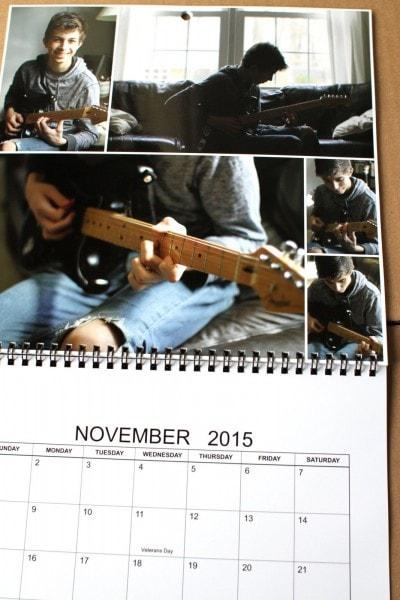 glossy adoramapix photo calendar