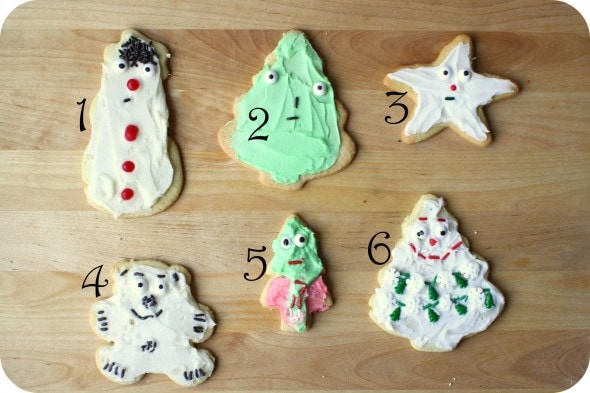 frugal girls cookie guessing contest