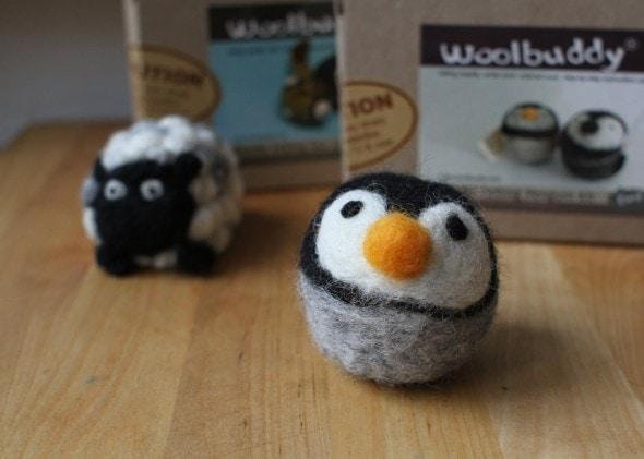 woolbuddy penguin