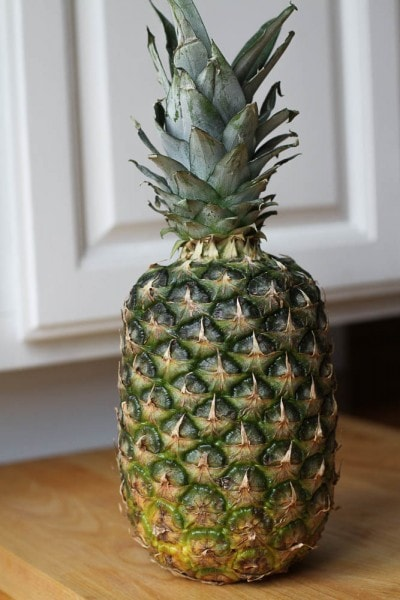 pineapple from Aldi