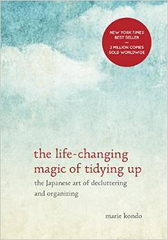 review of the life changing magic of tidying up