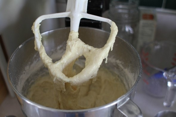 batter roll dough