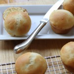 how to make no knead rolls