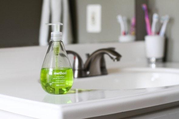 epantry method hand soap