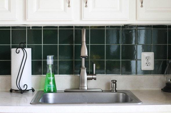 moen reflex faucet install