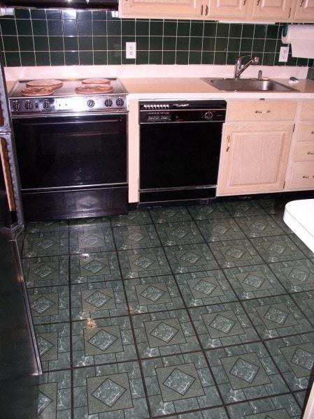 FG kitchen before