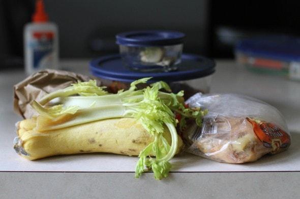 food waste the frugal girl