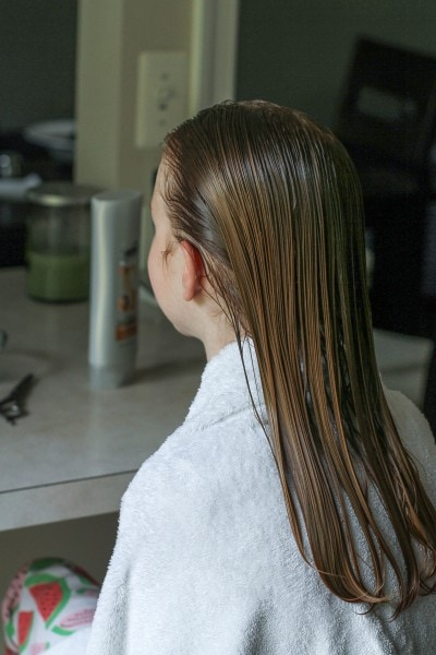 How to get rid of lice with tea tree oil instead of insecticide treat lice with conditioner ccuart Gallery