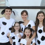cow appreciation day DIY cheap costumes