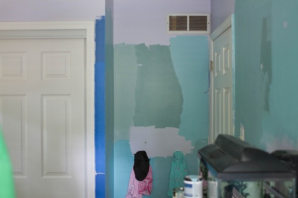how to not choose a paint color