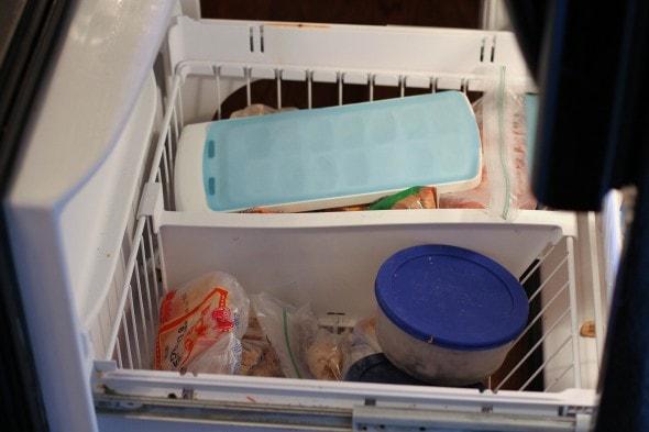 freezer condition