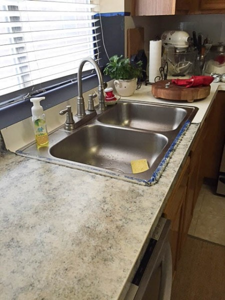 giani granite counter top paint DIY