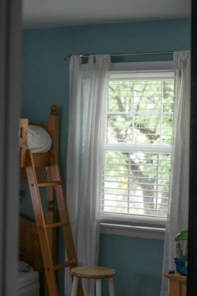 Too High Low Just Right Curtain Rod Height Issues