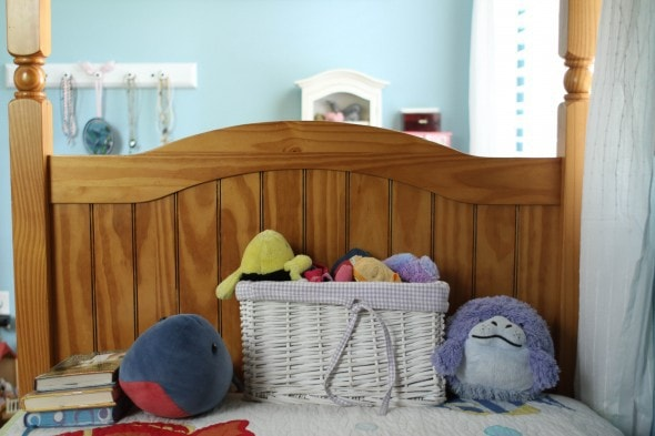 stuffed animal baskets
