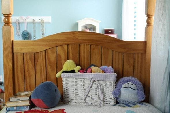 stuffed animal baskets