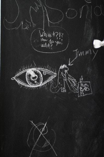 rustoleum chalkboard wall paint