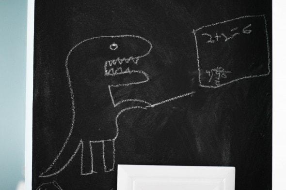 dinosauro matematico