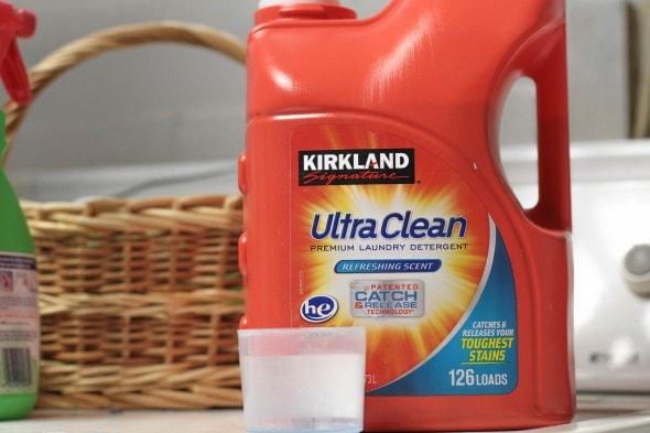 costco laundry detergent