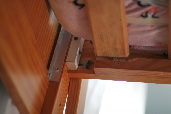 bunkbed fix