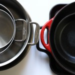 My simple 8-piece cookware collection