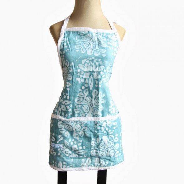 Limited_Apron_Turquoise-and-White