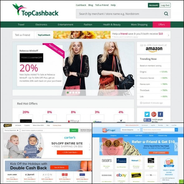 What's the best cashback site?