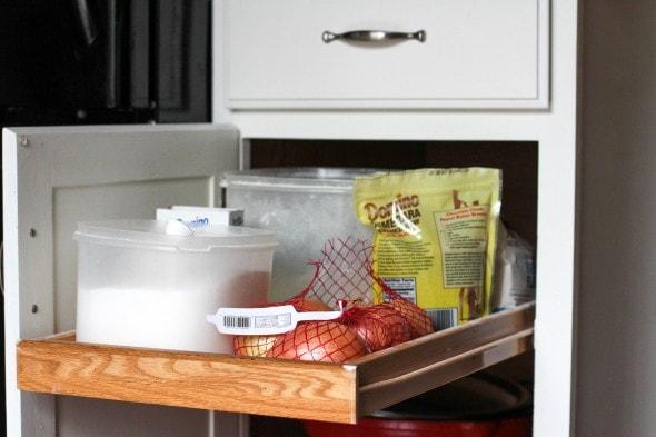 merillat brackets for drawers