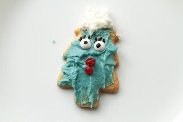 Bertha cookie