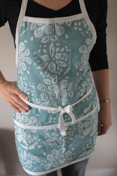 amani batik apron