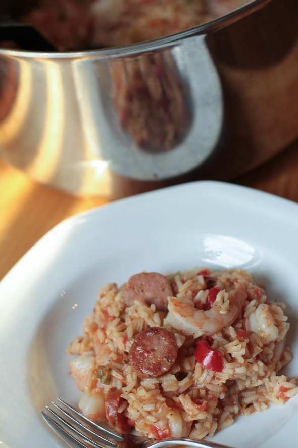 The Requested Jambalaya Recipe The Frugal Girl