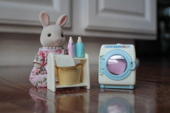calico critter vaskemaskine