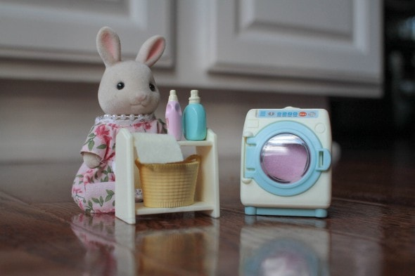 calico critter washing machine