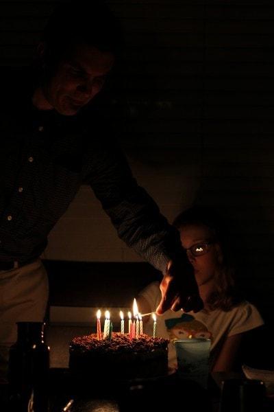 Sonias birthday cake