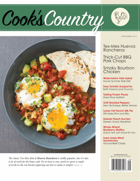 Cooks-Country magazine