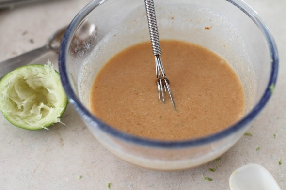 thai red curry sauce